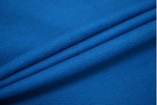 Трикотаж пике синий IDT-Q50 06042103