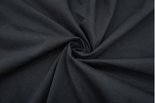 Плотная кулирная гладь черный трикотаж IDT-Q20 06042137