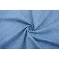 ОТРЕЗ 2,4 М Джинса плотная голубая FRM-(11)- 11052117-1