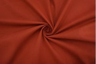 Джинса-стрейч бархатистая коричневый терракот FRM.H-E30 11052127