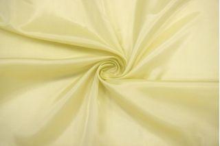 Подкладочная ткань бледно-лимонная PRT-AA30 13052124