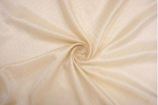 Подкладочная ткань светло-бежевая орнамент Corneliani FRM-Z16 13052138