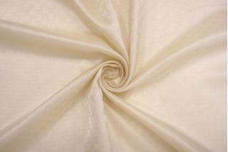 Подкладочная ткань нежно-бежевая орнамент Corneliani FRM-Z16 13052154