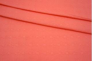 Шитье хлопковое коралловое завитки SMF-E20 15052114