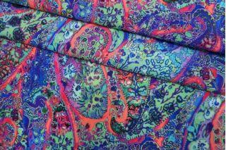 Штапель разноцветные огурцы SMF-J50 24052140