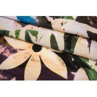 Хлопок рубашечный цветы SMF-A50 24052142
