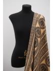 Костюмный хлопок-стрейч орнамент SMF-J70 24052164
