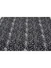 Креп вискозный зебра черно-белая SMF-J50 24052170