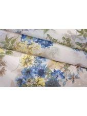 Батист тонкий цветы SMF-A40 24052175