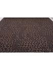 Трикотаж вискозный орнамент винно-бежевый SMF-Y20 24052183