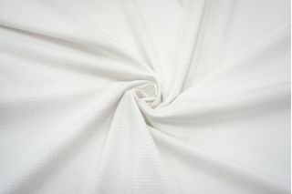 Хлопок фактурный костюмный белый NST-F40 26022138