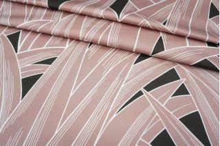 Хлопок-сатин костюмно-интерьерный абстрактно-растительный Palmhouse Zimmer+Rohde MII-C50 07082144