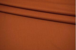 Костюмно-плательная шерсть карамельно-коричневая La Perla TRC-DD40 20082104