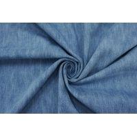 Джинса плотная сине-голубая FRM.H-D50 20082112