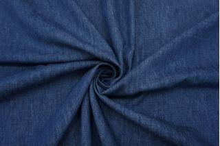 Джинса плательная со льном синяя FRM-D50 20082125
