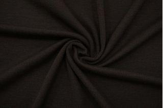 Джерси шерстяной темно-коричневый FRM-X40 20082140