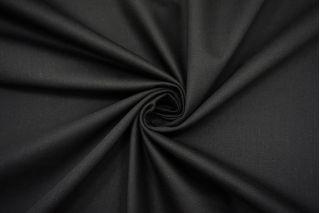 Джинса-стрейч плотная черная FRM-E70 20082148
