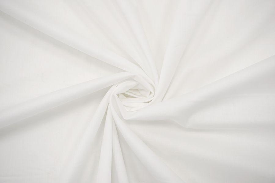 Батист-стрейч белый FRM-A20 21082111
