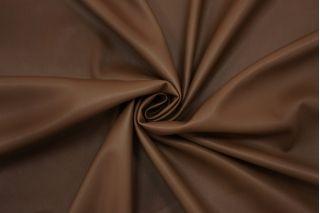 Экокожа на замше шоколадно-коричневая OFF-WHITE FRM-F50 21082115