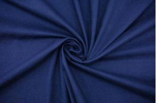Хлопок рубашечный диагональный темно-синий TRC-B40 22082104
