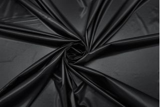 Плащевка Moncler черная TRC-F20 22082111