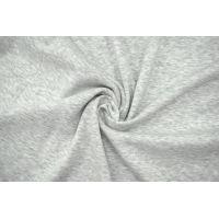 Трикотаж кашкорсе чулок светло-серый меланж Monnalisa TRC.H-Z33 22082121
