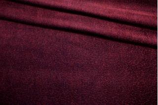 Бархат хлопковый под чешую винно-синий SMF-K50 22082140