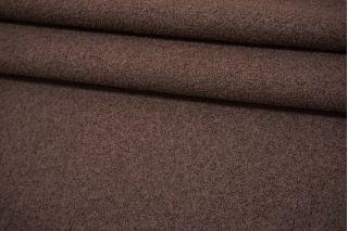 Вареная шерсть кофейно-коричневая MX-U30 18082145