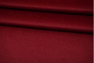 Пальтовая шерсть вишневая MX-W60 18082150