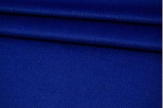 Пальтовая шерсть насыщенная синяя MX-W60 19082103