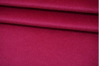 Пальтовая шерсть темно-малиновая MX-W10 19082105