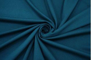 Джерси вискозный темный сине-бирюзовый MX-X60 19082108