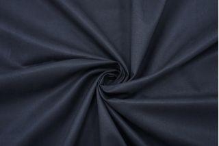 Хлопок для тренча темно-синий бархатистый MX-G60 19082126