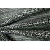 Костюмная шерсть серая в полоску PRT-L2 2111703