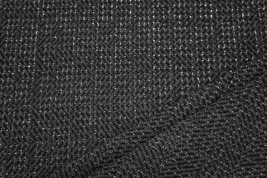 ОТРЕЗ 0,85 М Трикотаж хлопковый с люрексом PRT 2081713-1