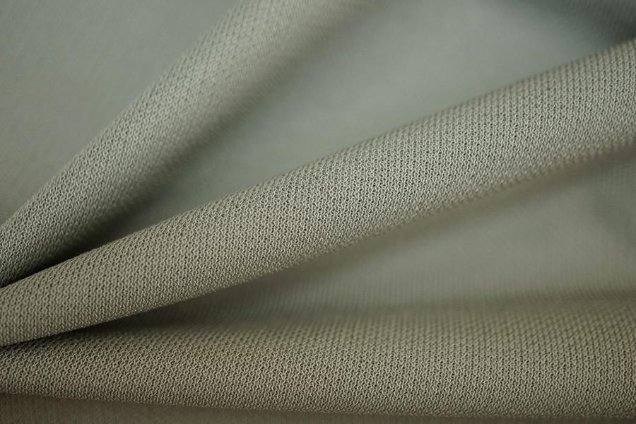 Трикотаж креповый серый PRT1-E2 19051713
