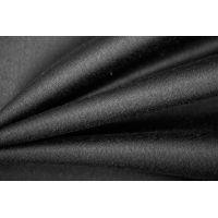 Плотная костюмная шерсть черная PRT 19051718
