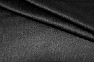 Пальтовая шерсть с кашемиром черная PRT 19051723