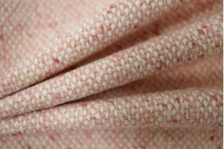 Твид бело-розовый PRT1-R4 3101719