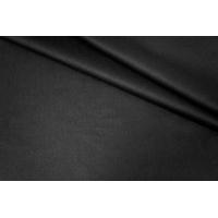 Трикотаж черный плотный PRT1- 3101720