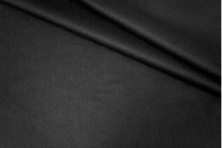 Трикотаж черный плотный PRT 3101720