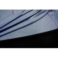 Трикотаж голубой-черный UAE-E2 5121727