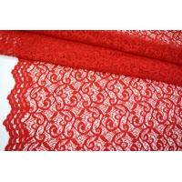 ОТРЕЗ 1 М Кружево красное UAE-C2 5121704-1