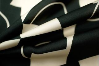Искусственный шелк геометрия UAE-H5 08011812