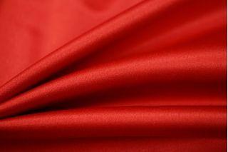 Атлас-стрейч насыщенный красный UAE1 F-2 1121701