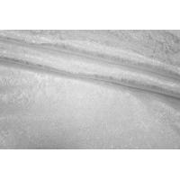 Жаккард-стрейч белый UAE 045-E2 1121718