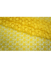 Хлопковое макраме желтое UAE-F3 1121722