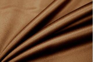 Атлас-стрейч шоколадный UAE1 F-2 1121704