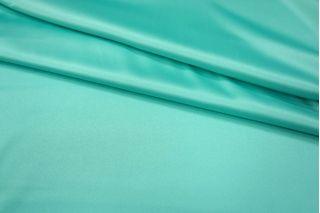 Атлас-стрейч зеленая мята UAE1 F-2 1121706