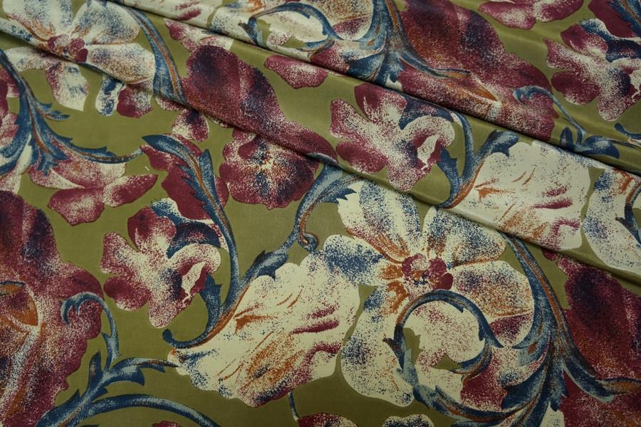 Крепдешин цветочный PRT 10071709